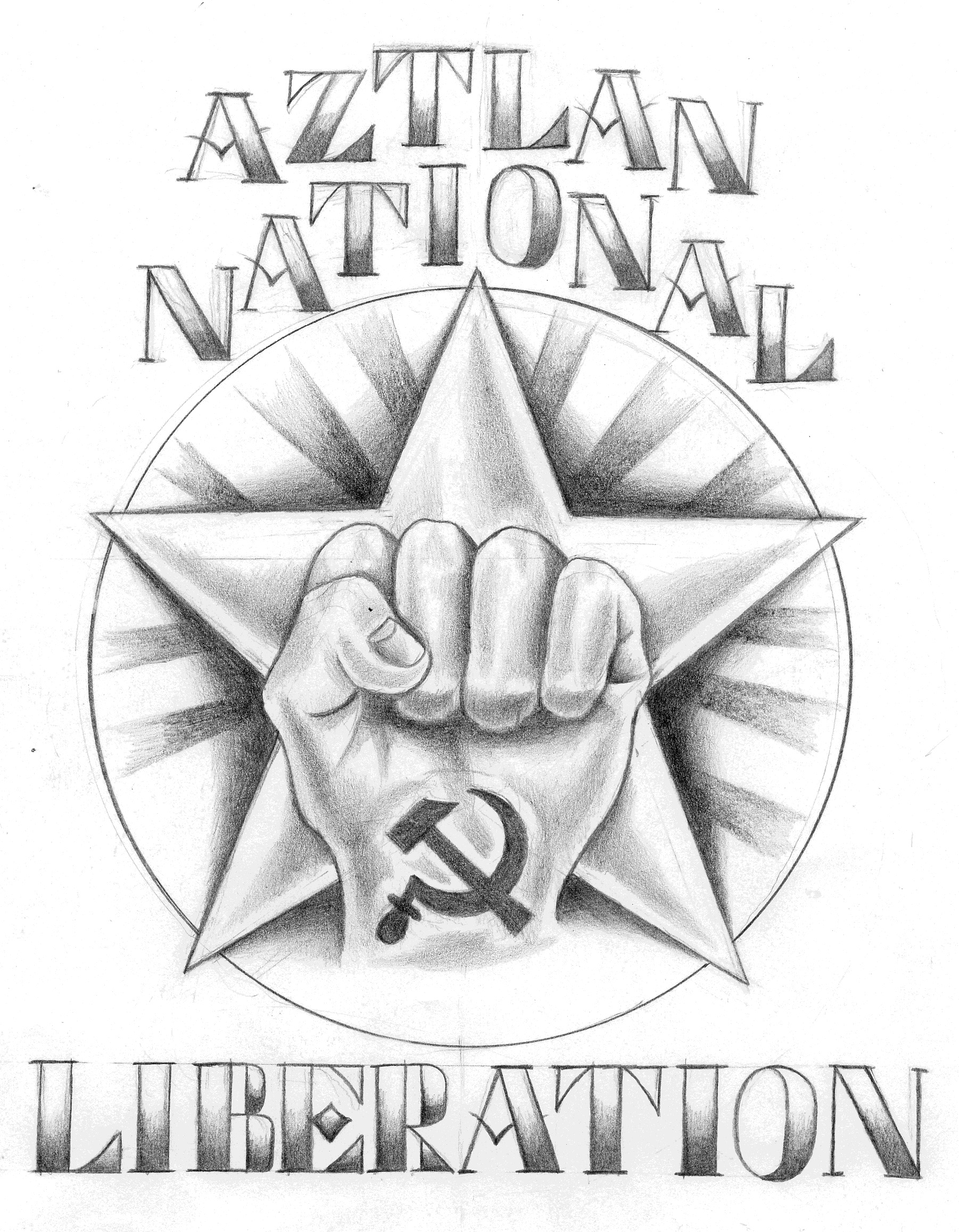 Aztlan National Liberation