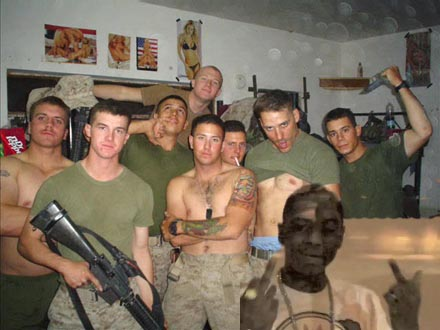 Fuck the Troops Soulja Boy
