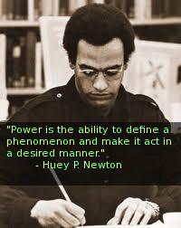 Huey Newton on Power