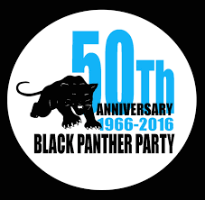 black panther 50 years