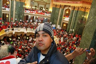 Jasiri X Sides with Labor Aristocracy in Wisconsin