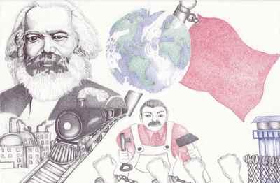 Marx Proletarian Prisoners