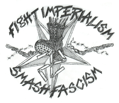 fight imperialism smash fascism