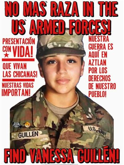 no mas raza in the us armed forces