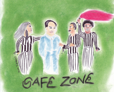 safe zone in prisons