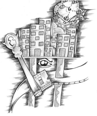 urban lock & key