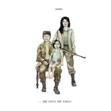 one rifle per family bambu