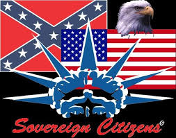 Sovereign Citizen white nationalists