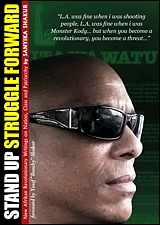Stand up struggle forward Sanyika Shakur book cover
