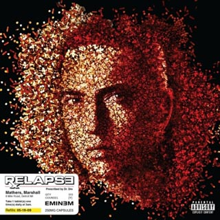 eminiem relapse album cover